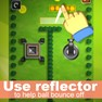 bounce n bang - forest moving reflector icon