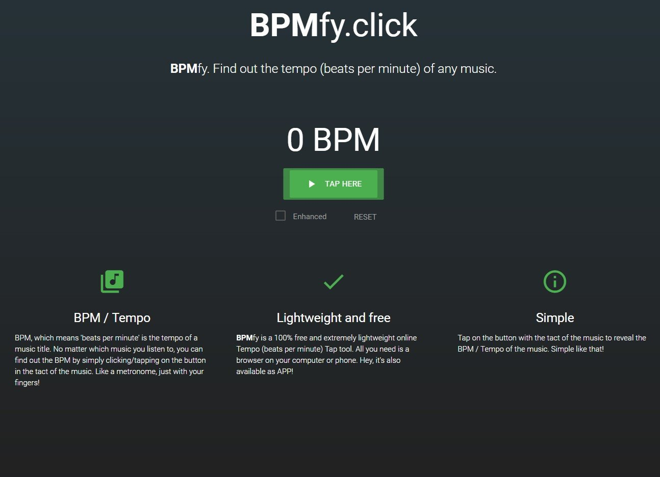 BPMfy click Alternatives and Similar Websites and Apps