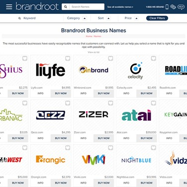 Brandroot Alternatives and Similar Websites and Apps