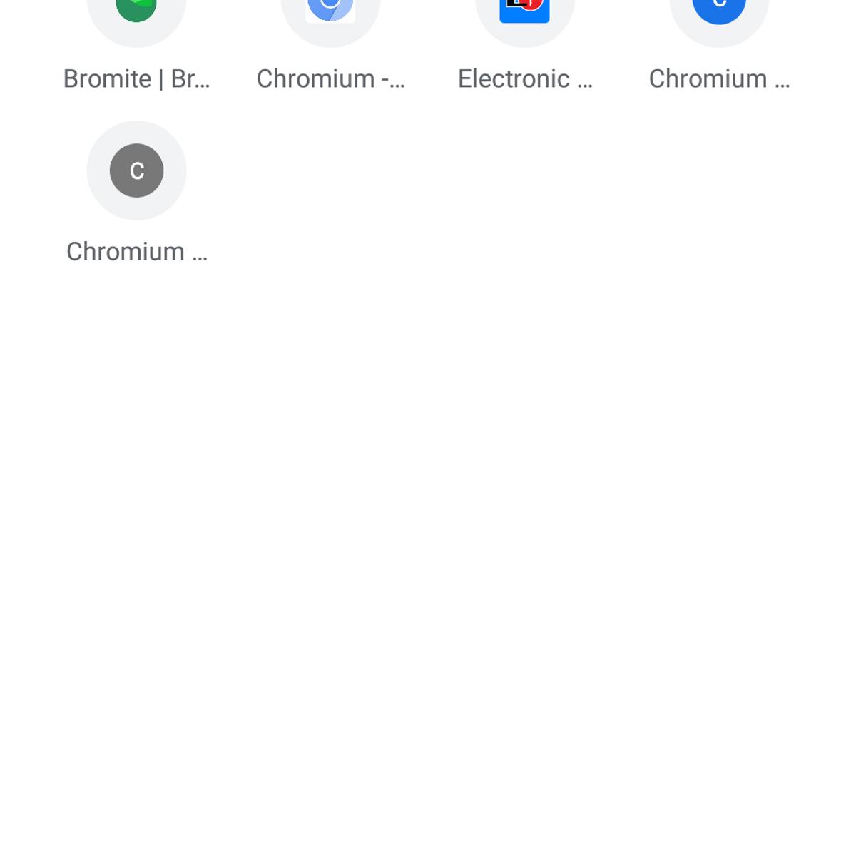 Bromite Alternatives and Similar Apps - AlternativeTo net