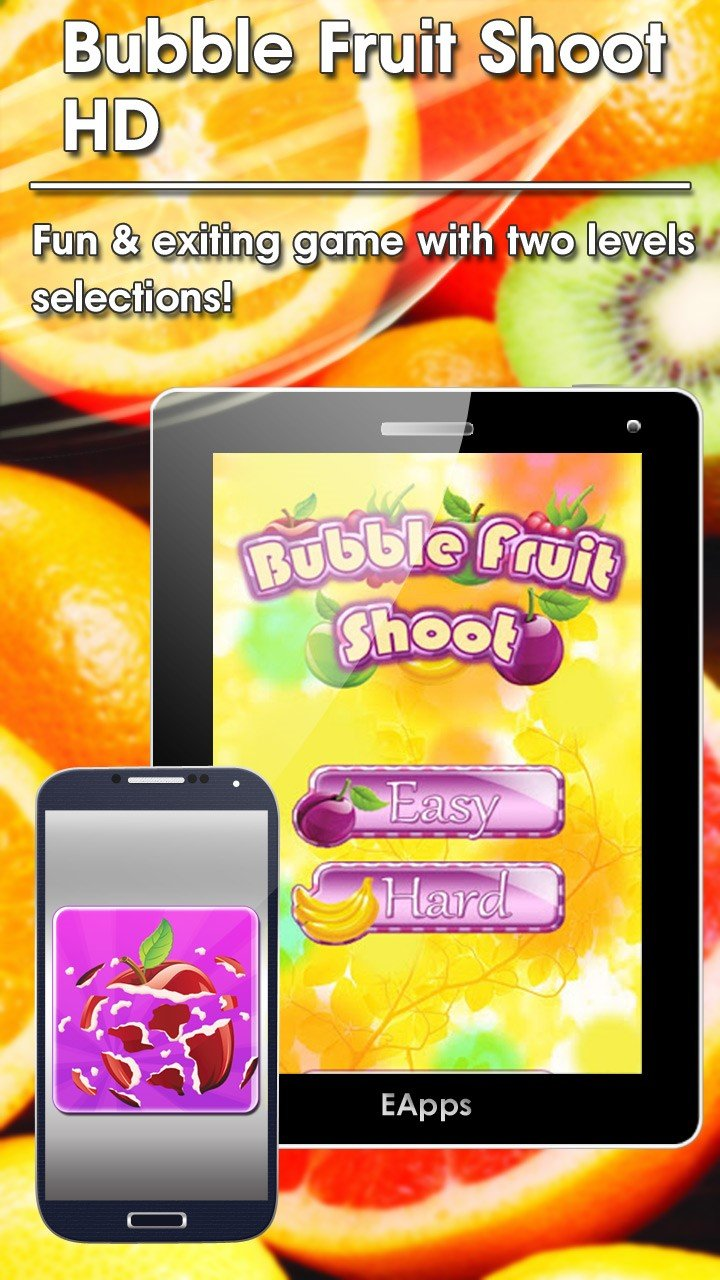 Shoot the fruit - It S Possible To Update The Information On Bubble Fruit Shoot Hd Or Report It As Discontinued Duplicated Or Spam