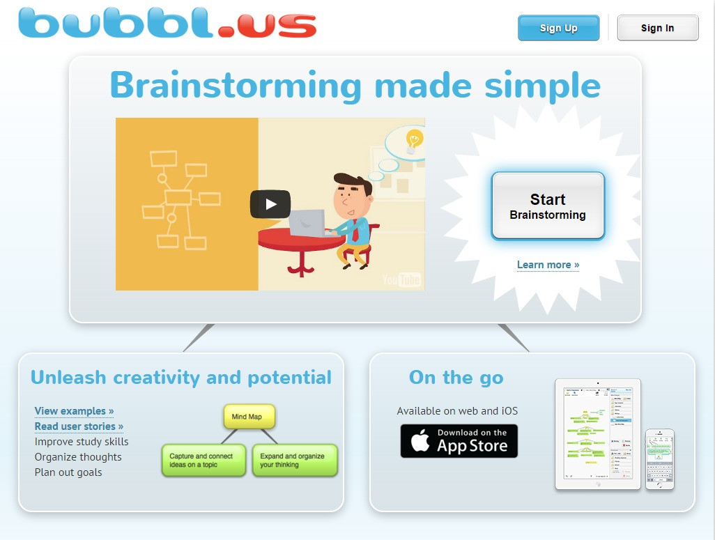 bubbl us Alternatives and Similar Websites and Apps
