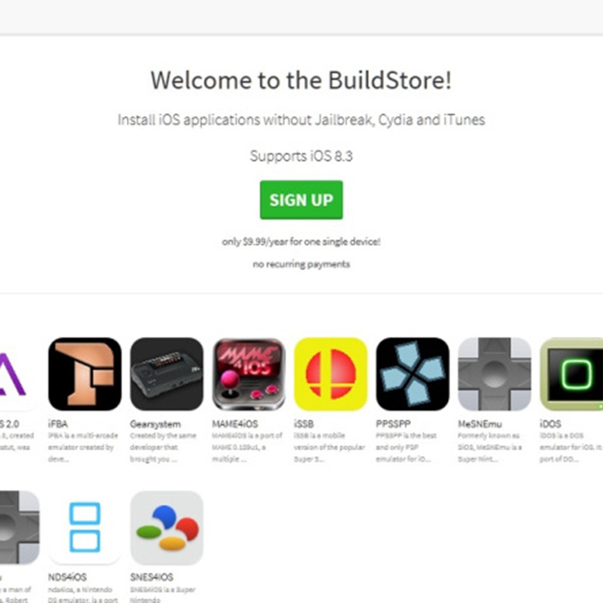 BuildStore Reviews, Features, and Download links - AlternativeTo