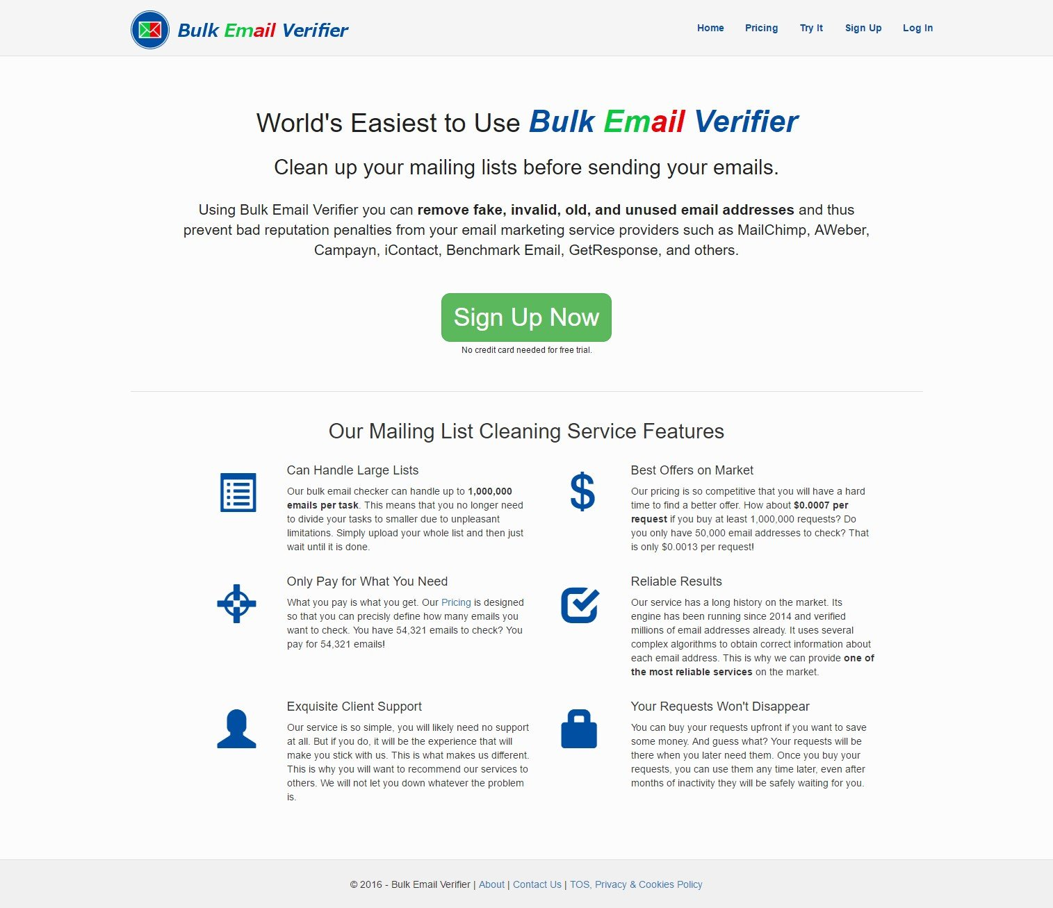 Bulk Email Verifier Alternatives and Similar Websites and Apps