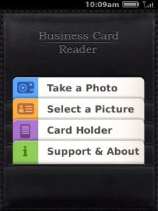 Shape business card reader alternatives and similar software on blackberry reheart Image collections