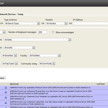 SolarWinds Server & Application Monitor Alternatives and