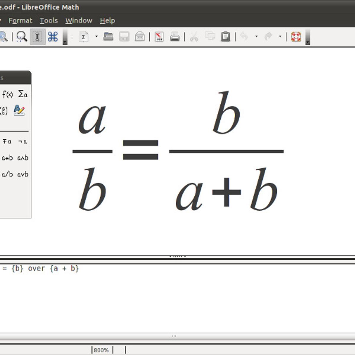 LibreOffice - Math Alternatives and Similar Software