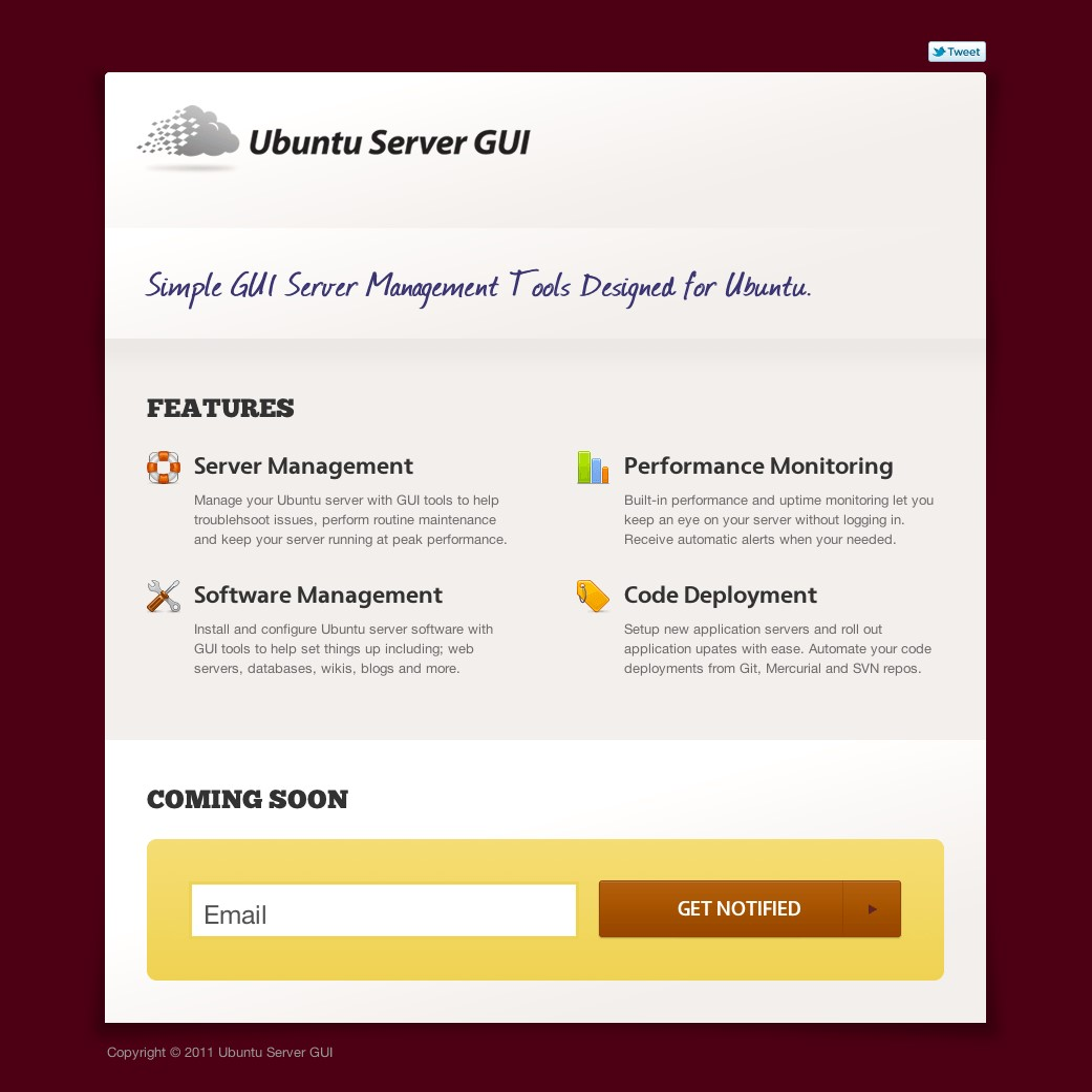 ubuntu server gui alternatives - alternativeto