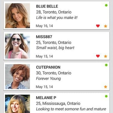 Lavalife Dating App résultats de matchmaking en ligne