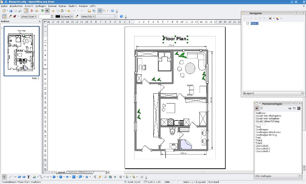 Apache openoffice draw alternatives and similar software for technical drawings with integrated graduation function not available in powerpoint malvernweather Gallery