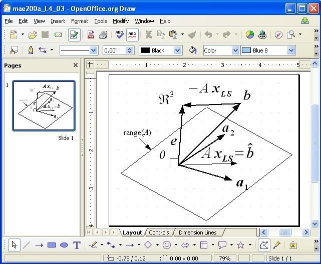 Image result for OpenOffice Draw