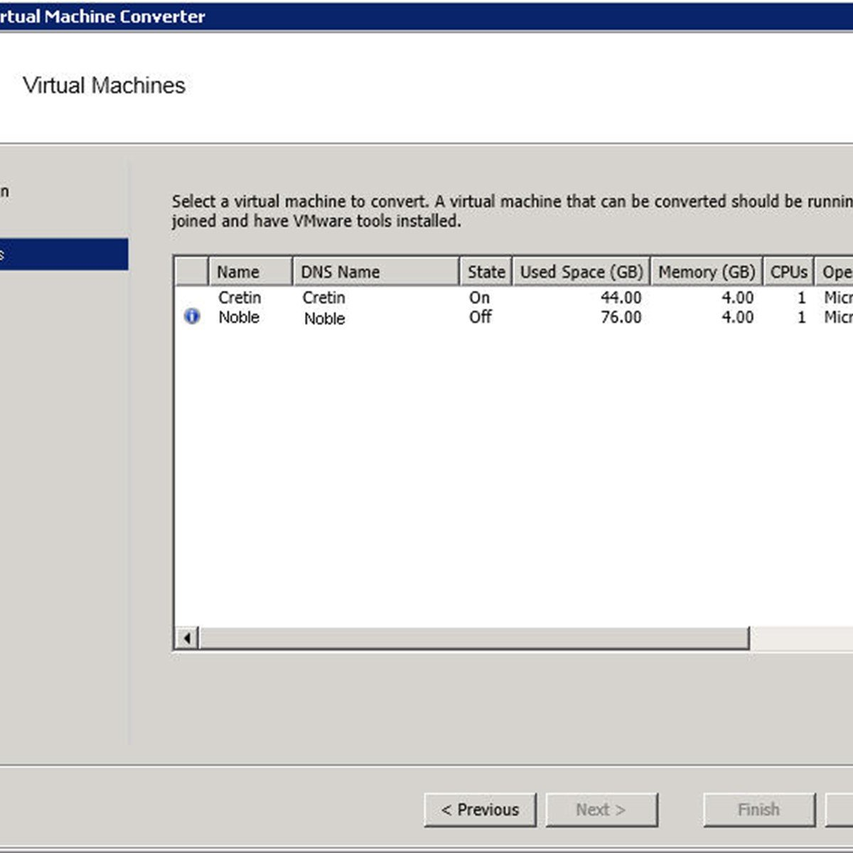 Microsoft Virtual Machine Converter Alternatives and Similar