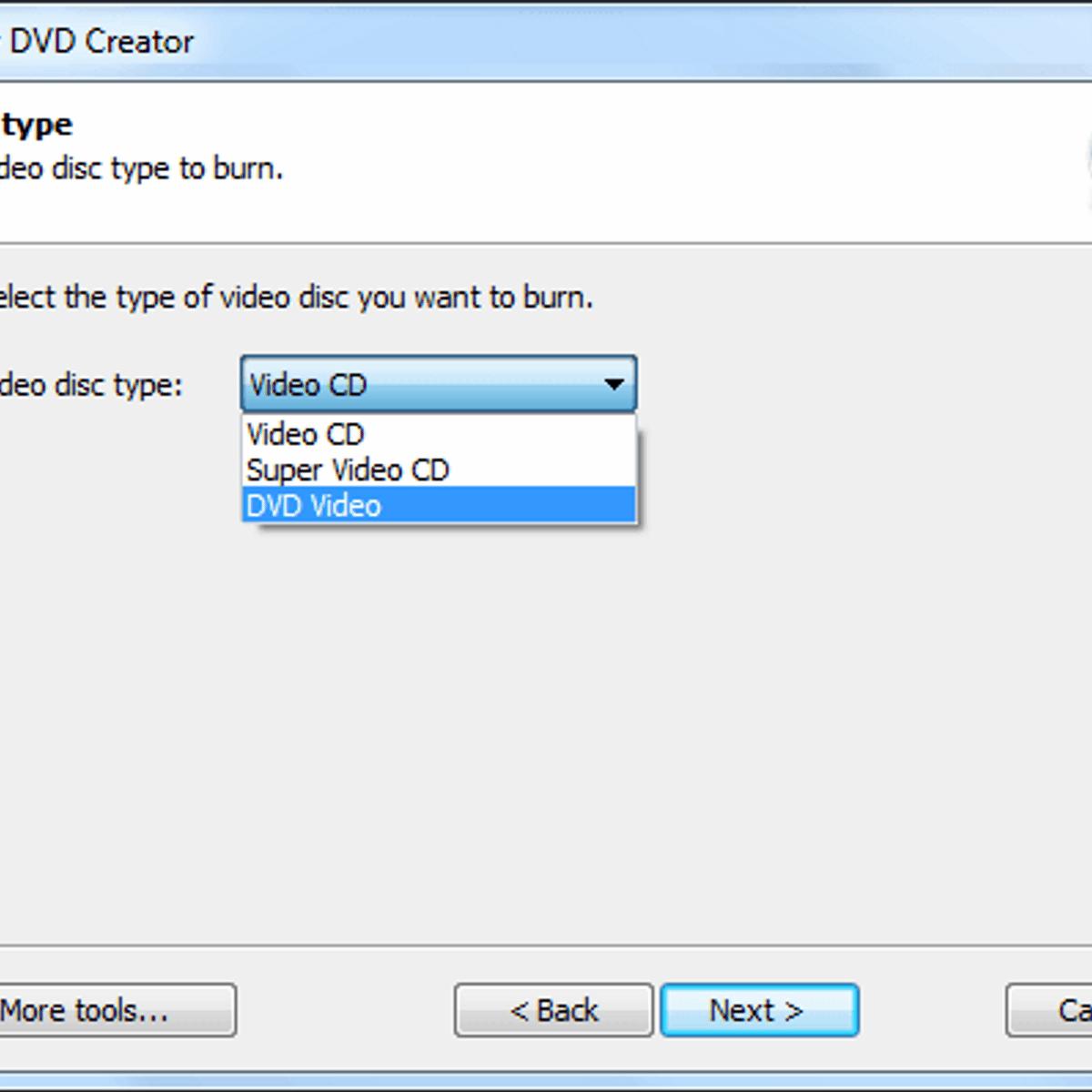 easy dvd creator free