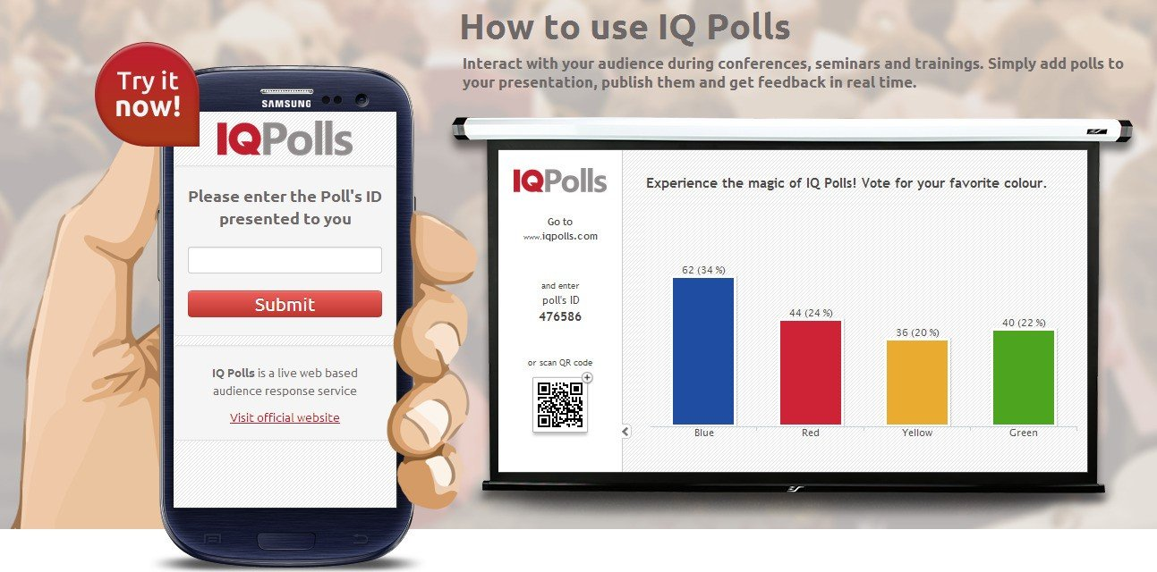 Free Iq Polls Alternatives Tagged With Polling Tool