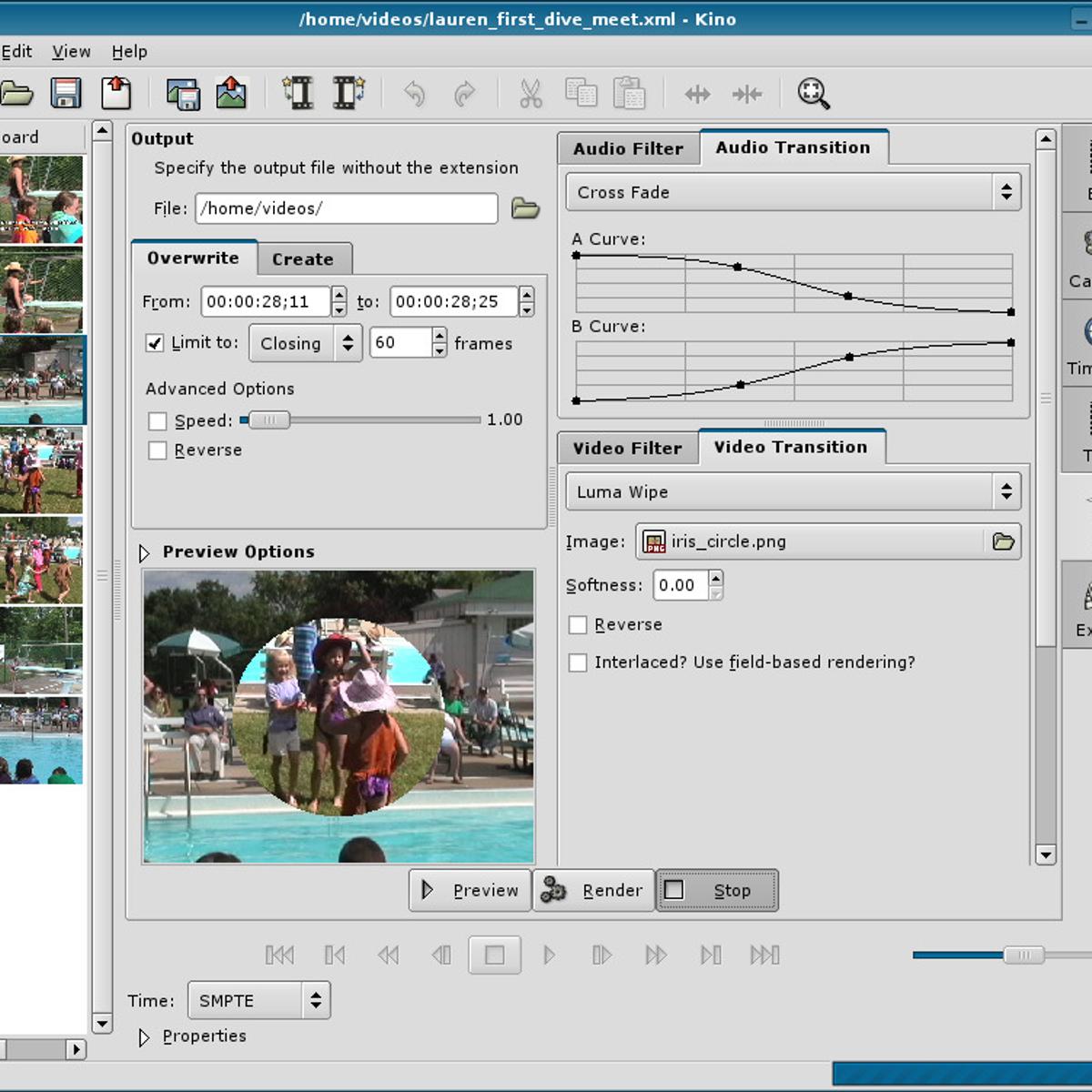 Kino Alternatives and Similar Software - AlternativeTo net