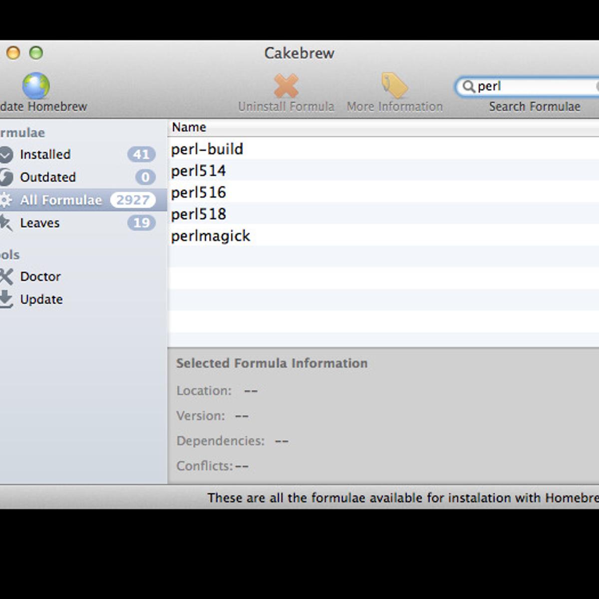 Cakebrew Alternatives and Similar Software - AlternativeTo net