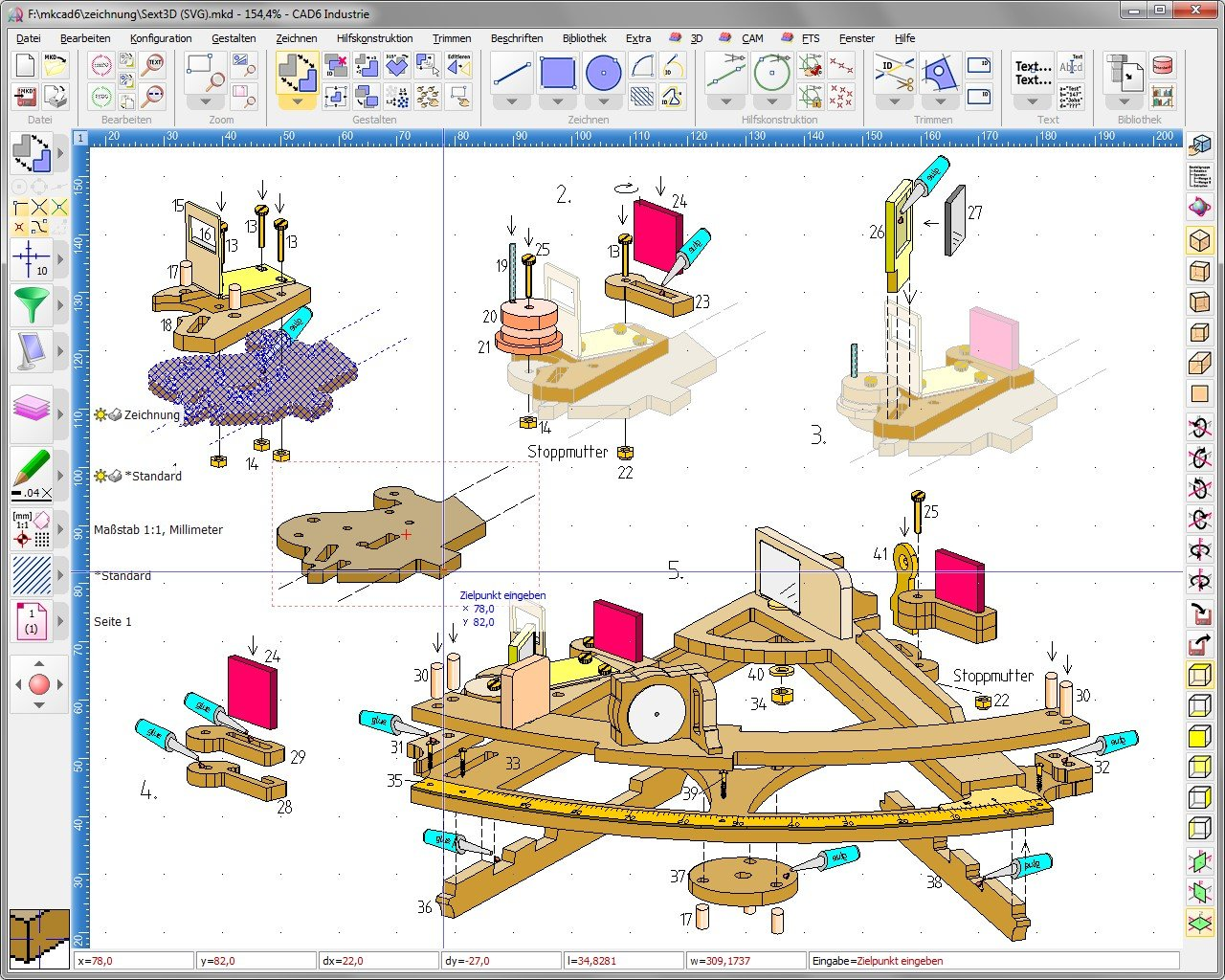 Cad 6 alternatives and similar software for Raumplaner software kostenlos download