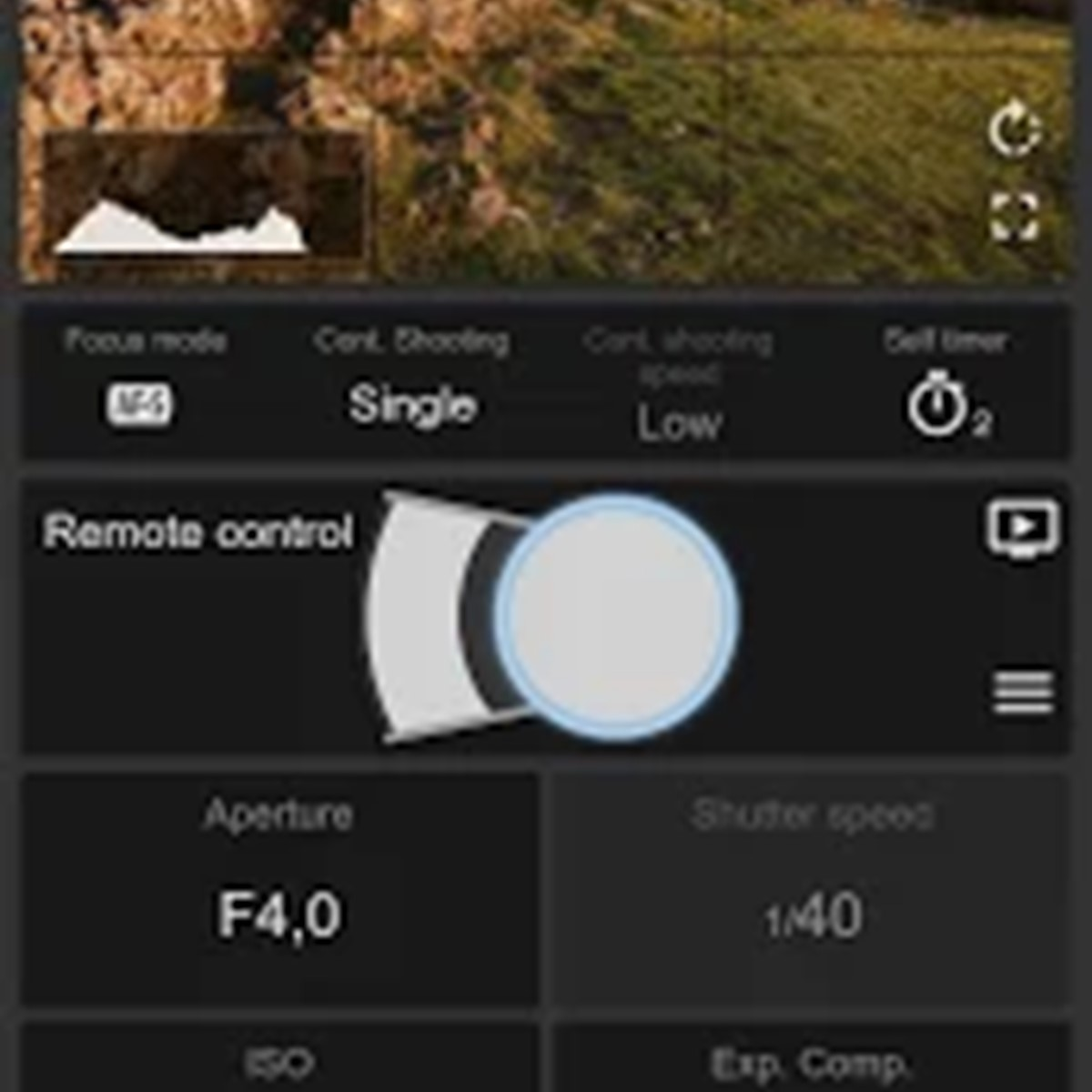 Camote - Camera Remote Control Alternatives and Similar Apps