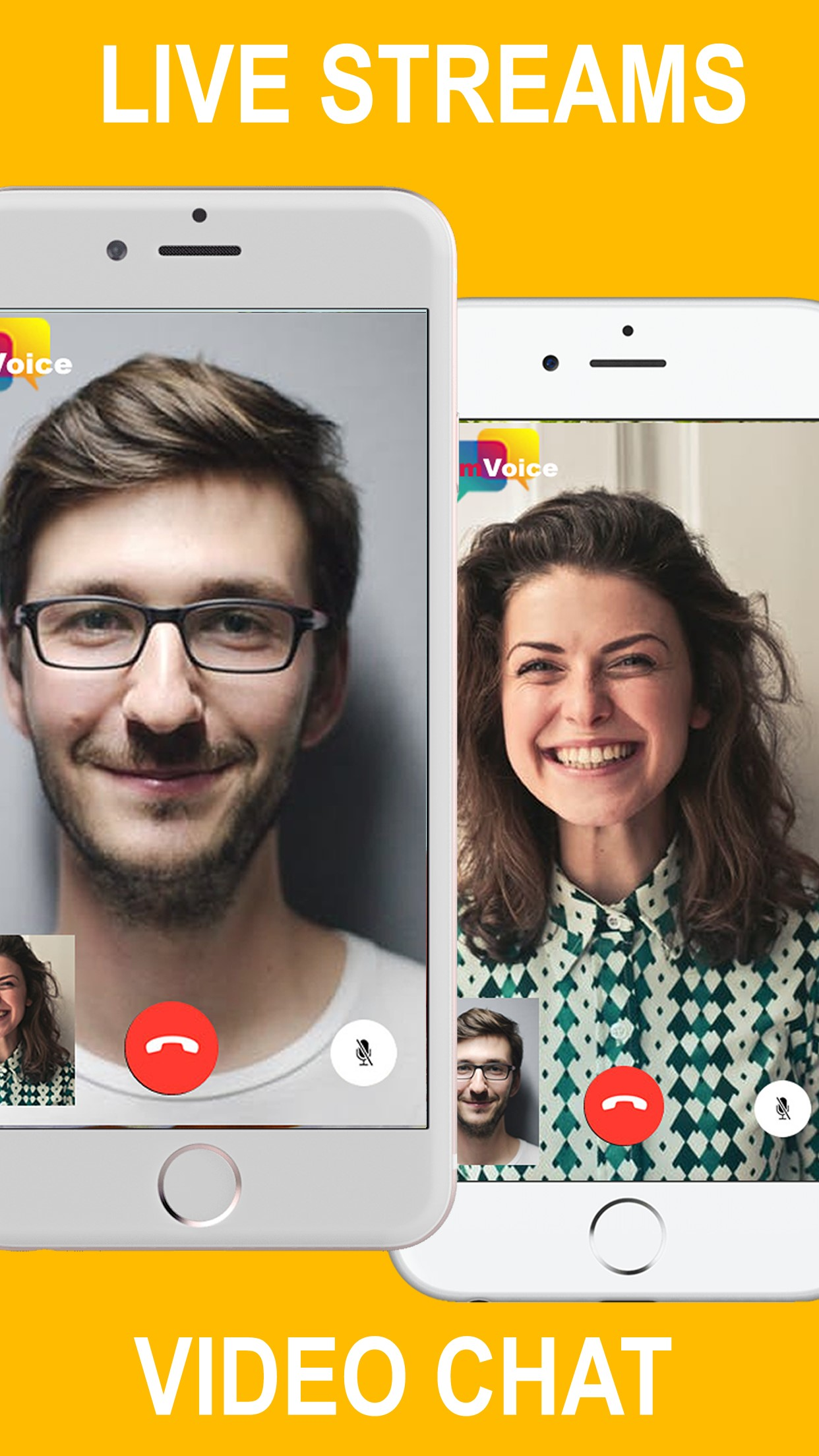 video chat rooms for iphone
