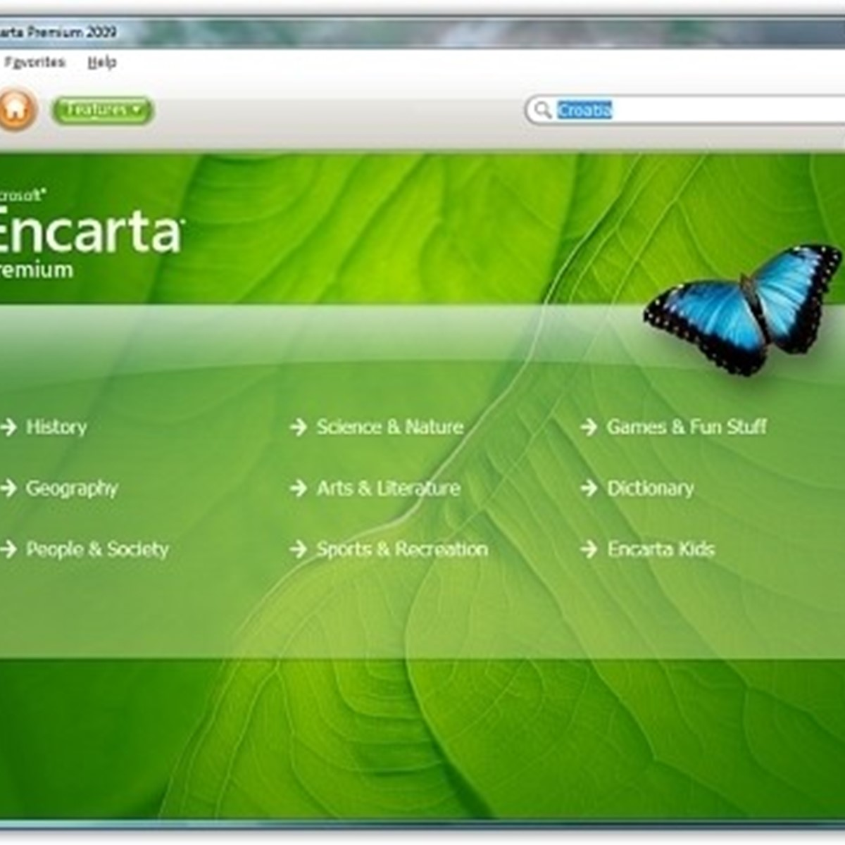 Microsoft Encarta Alternatives And Similar Software