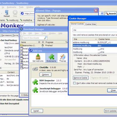 SeaMonkey Alternatives and Similar Software - AlternativeTo net