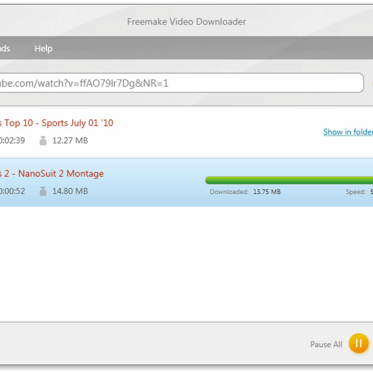 Freemake Video Downloader Alternatives for Linux - AlternativeTo net