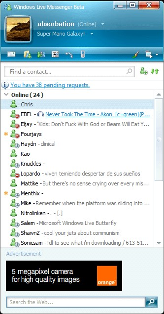 Windows Live Messenger Alternatives and Similar Software