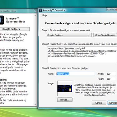 Amnesty Generator Alternatives and Similar Software - AlternativeTo net