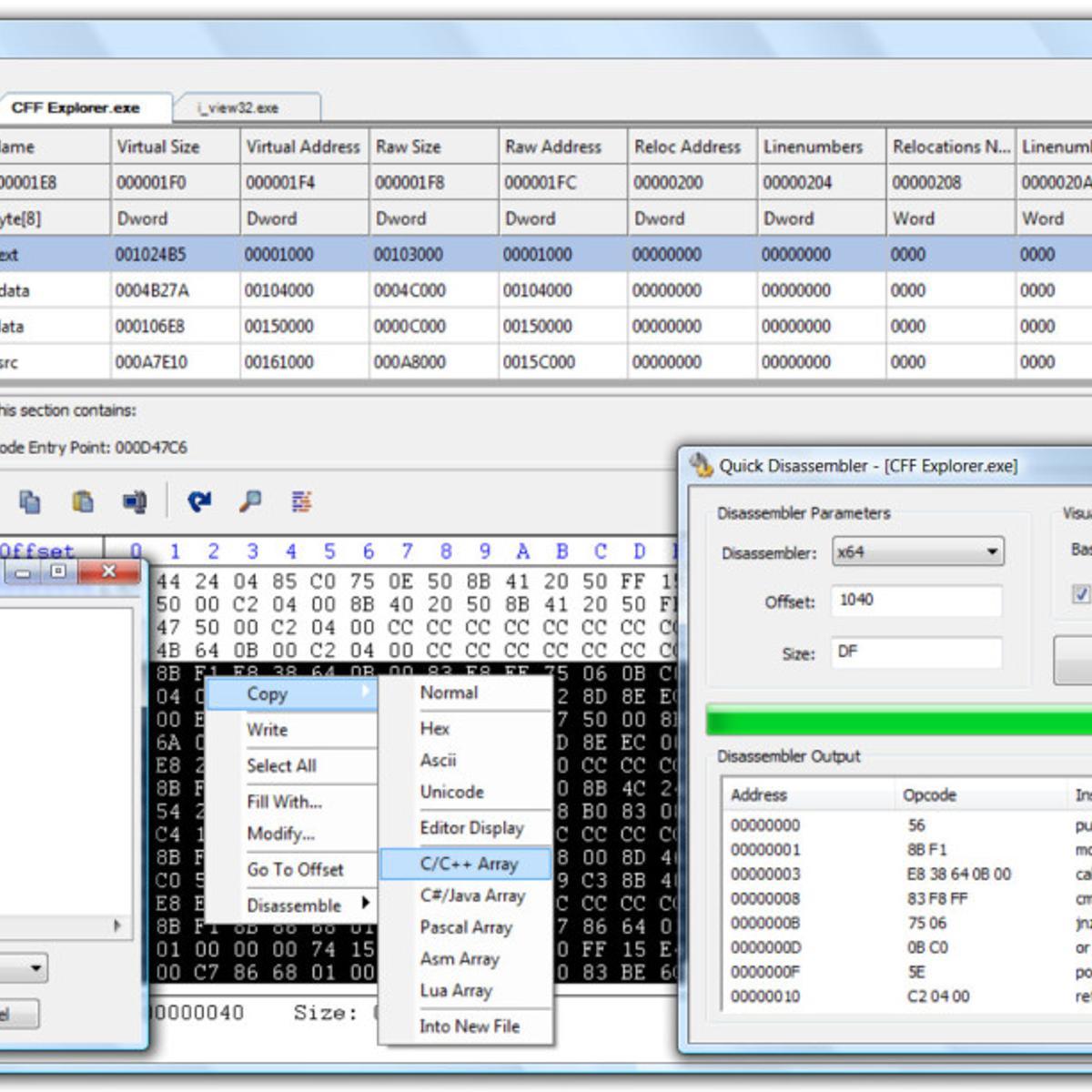 CFF Explorer Alternatives and Similar Software - AlternativeTo net