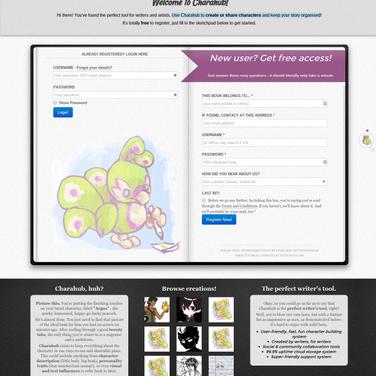 Charahub Alternatives and Similar Websites and Apps - AlternativeTo net