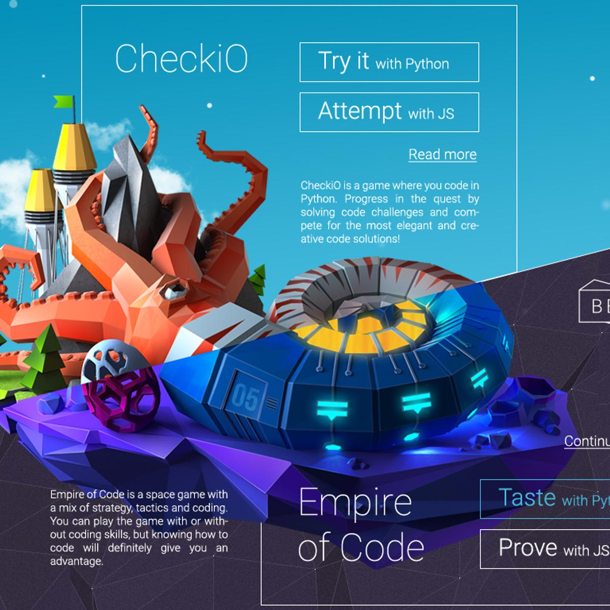 CheckIO Alternatives and Similar Software - AlternativeTo net