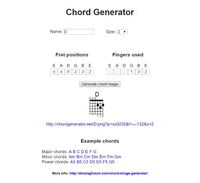 Chord Generator Alternatives and Similar Websites and Apps ...