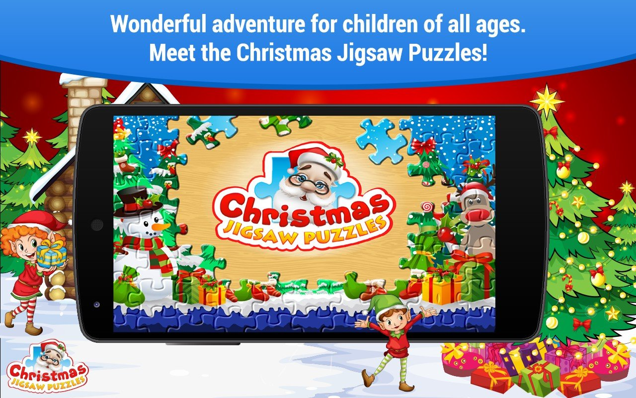 Christmas games Kids Puzzles Alternatives and Similar Games ...