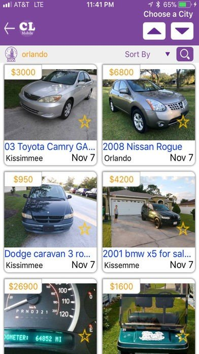 Cl Mobile Classifieds for craigslist Alternatives and