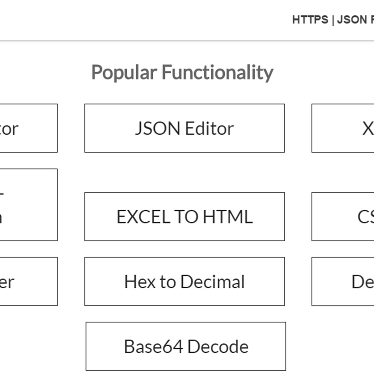 CodeBeautify Alternatives and Similar Websites and Apps