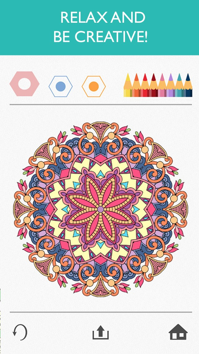 1060+ Mandala Coloring Book Juegos Picture HD