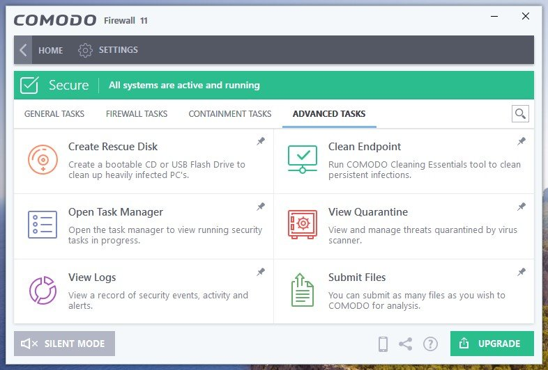 Comodo Free Firewall Alternatives and Similar Software