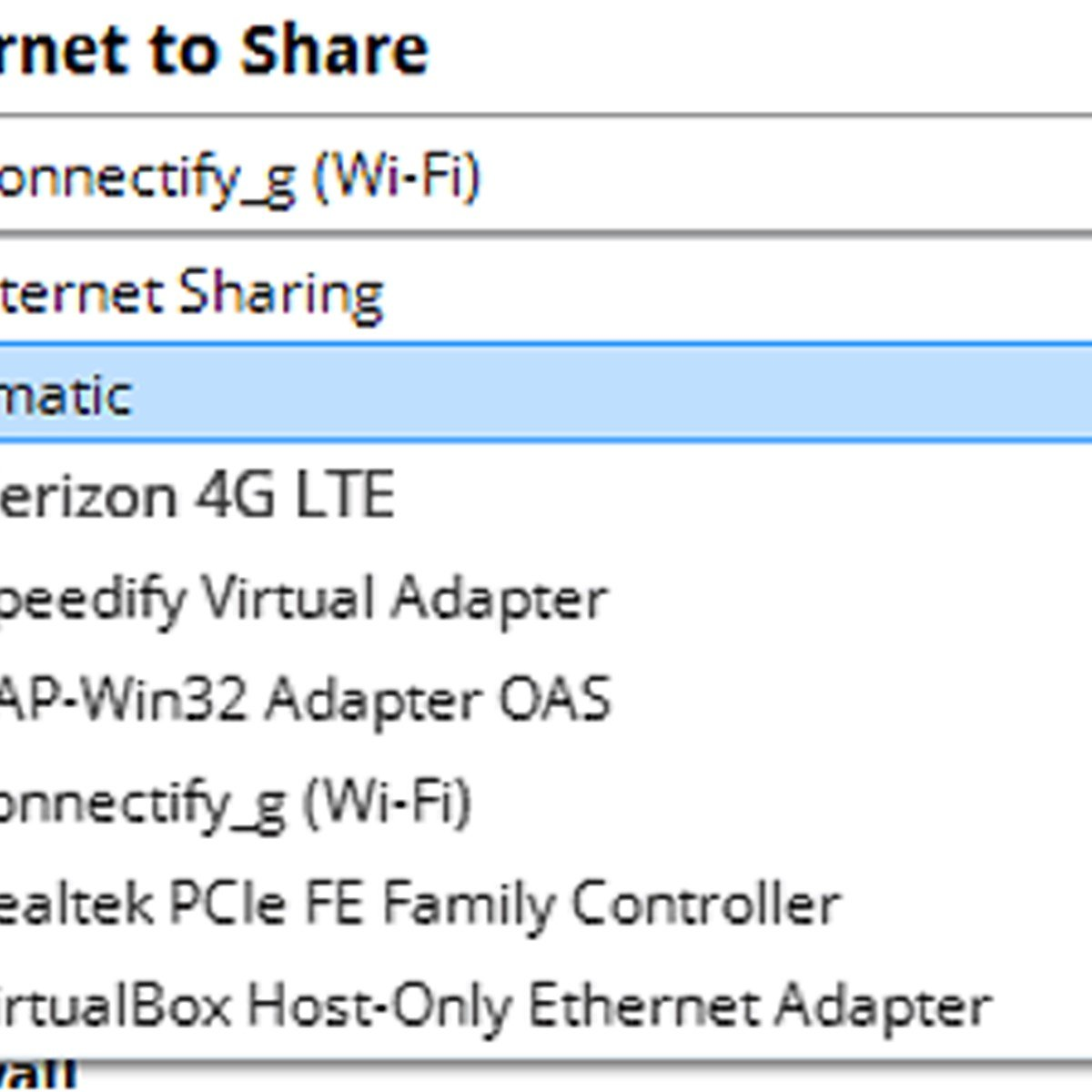 Connectify Hotspot Alternatives and Similar Software - AlternativeTo net