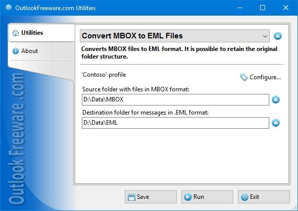 Convert MBOX to EML Files Alternatives and Similar Software