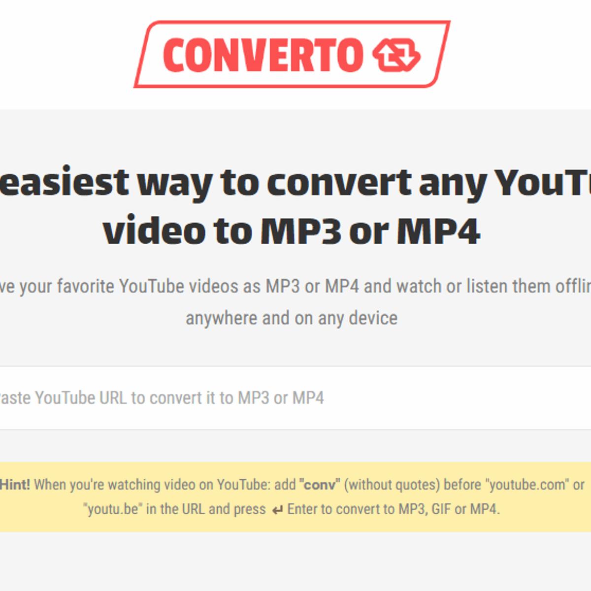 Converto io Reviews and Features - AlternativeTo