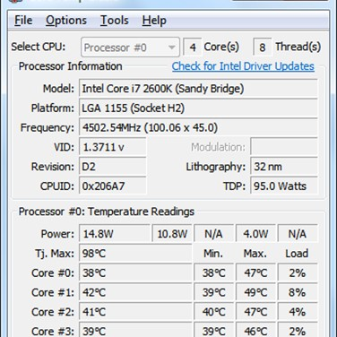 Core Temp Alternatives and Similar Software - AlternativeTo.net