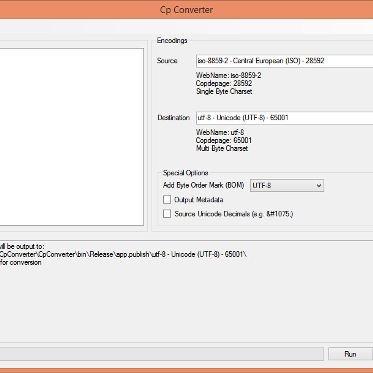 CpConverter Alternatives and Similar Software - AlternativeTo net