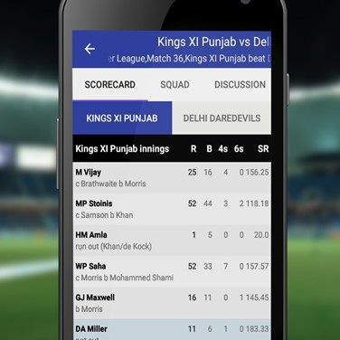 Crickshot Live Cricket Scores Alternatives and Similar Apps