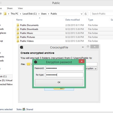 CrococryptFile Alternatives and Similar Software