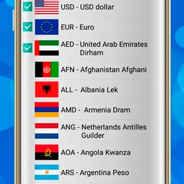 Currency Converter for Android Alternatives and Similar Apps