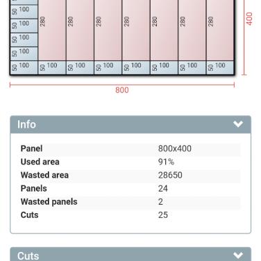 CutList Optimizer Alternatives and Similar Apps and Websites