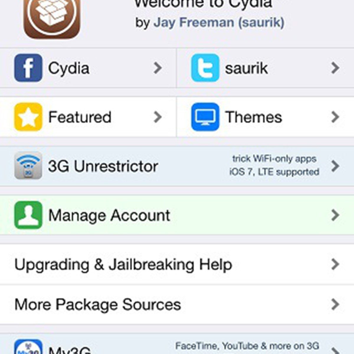 Cydia Alternatives and Similar Apps and Websites