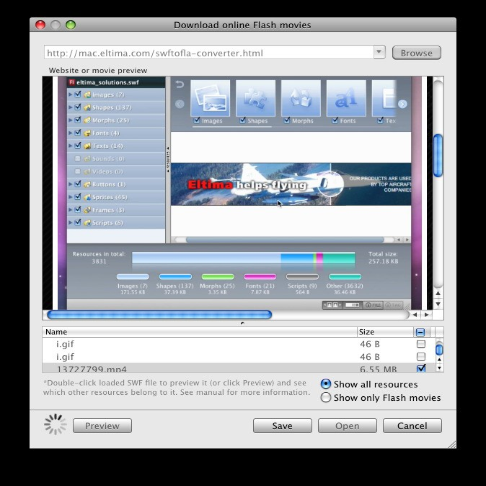 SWF & FLV Player Alternatives and Similar Software - AlternativeTo net