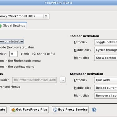 FoxyProxy Alternatives and Similar Software - AlternativeTo net