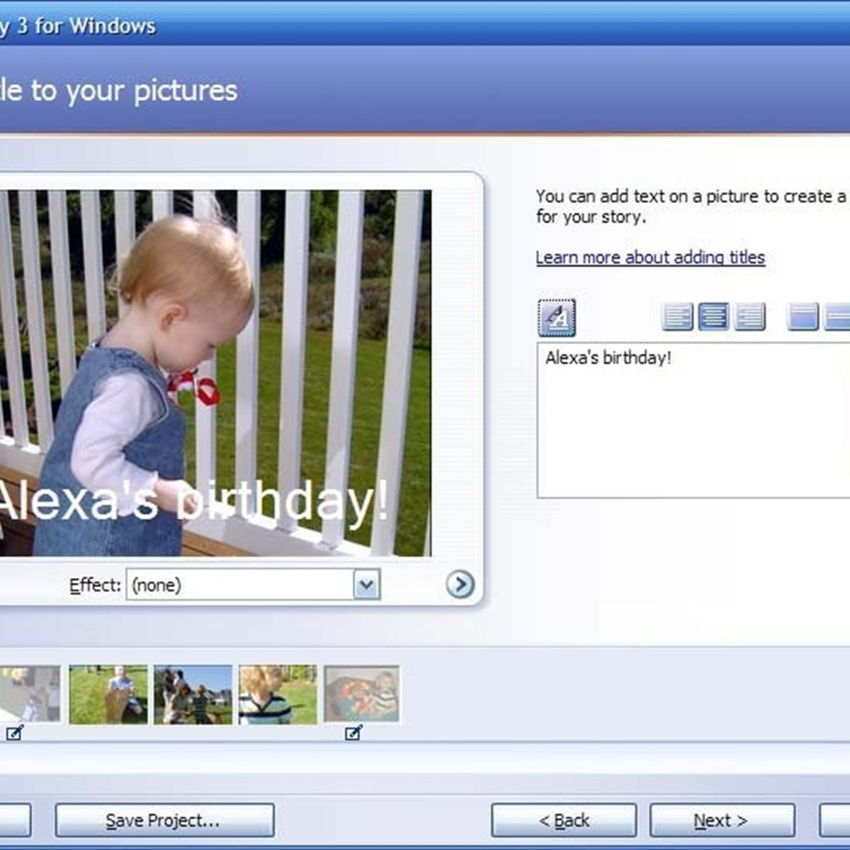 Download photostory 3 for windows